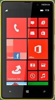 Nokia Lumia 820