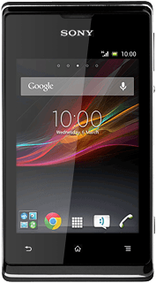 Sony Xperia E - Set up and use your phone as a Wi-Fi hotspot