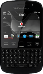 BlackBerry 9720 - Update phone software | Vodafone Ireland