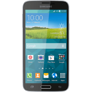 Samsung Galaxy S5 - Transfer files between computer and