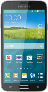 Samsung Galaxy S5 - Select network | Vodafone Ireland