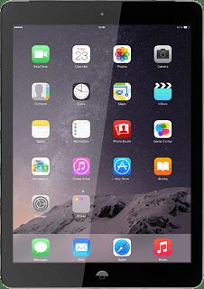 Apple iPad Air iOS 8