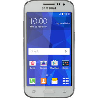 Samsung Galaxy Core Prime - Troubleshooting - You can't