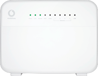 Vodafone HG658c/Windows 7 - Troubleshoot internet connection