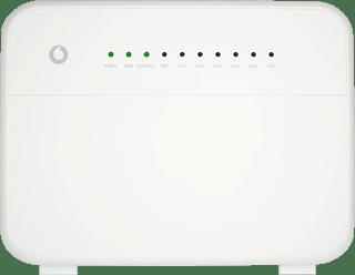 Vodafone HG659/Mavericks - Troubleshoot internet connection