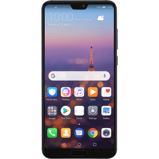 Huawei P20 Pro - Turn your own caller identification on or