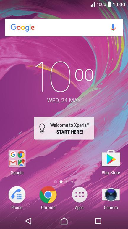 Sony Xperia L1 - Move apps to memory card | Vodafone Ireland
