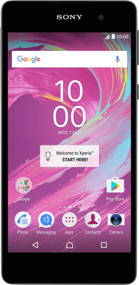 Sony Xperia E5 - Use your phone as Wi-Fi hotspot   Vodafone
