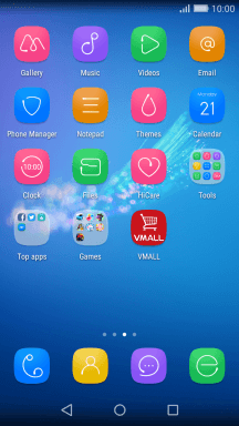 Huawei Y6 - Use music player | Vodafone Ireland