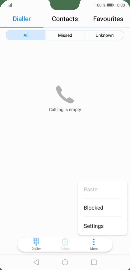 Huawei P20 Wifi Calling