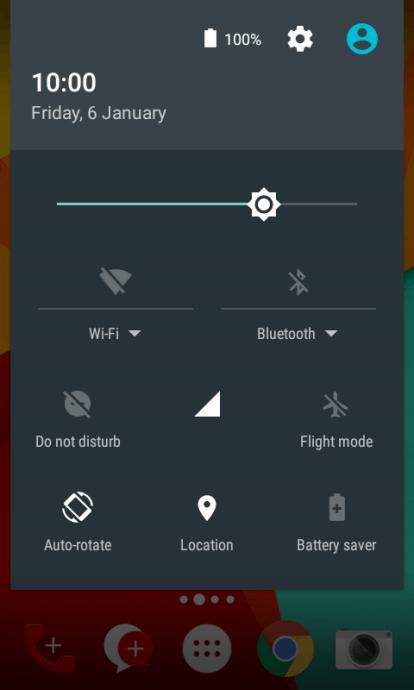 Vodafone Smart mini 7 - Turn mobile data on or off | Vodafone UK