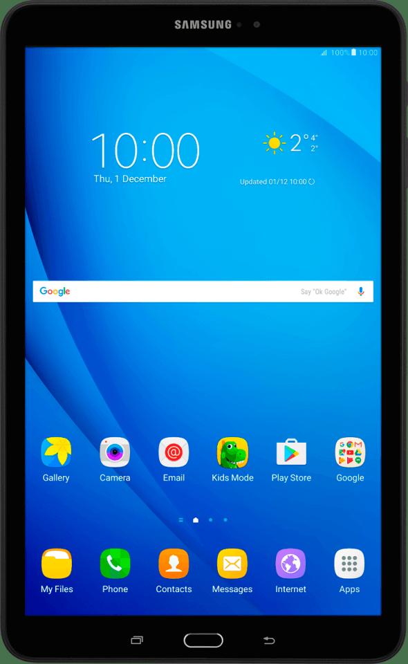 Samsung Galaxy Tab A 10.1 (2016)