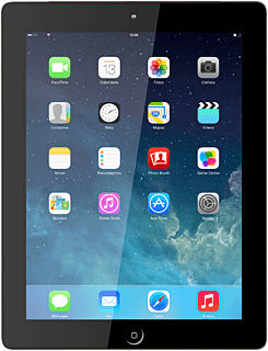 Apple Nuevo iPad (iOS7)