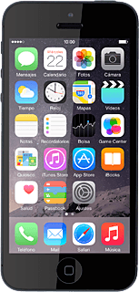 Apple iPhone 5 (iOS8)