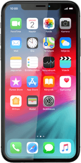 Apple iPhone X (iOS12)