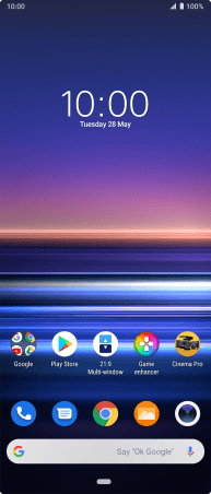 Sony Xperia 1 - Troubleshooting - I can't use my phone's internet
