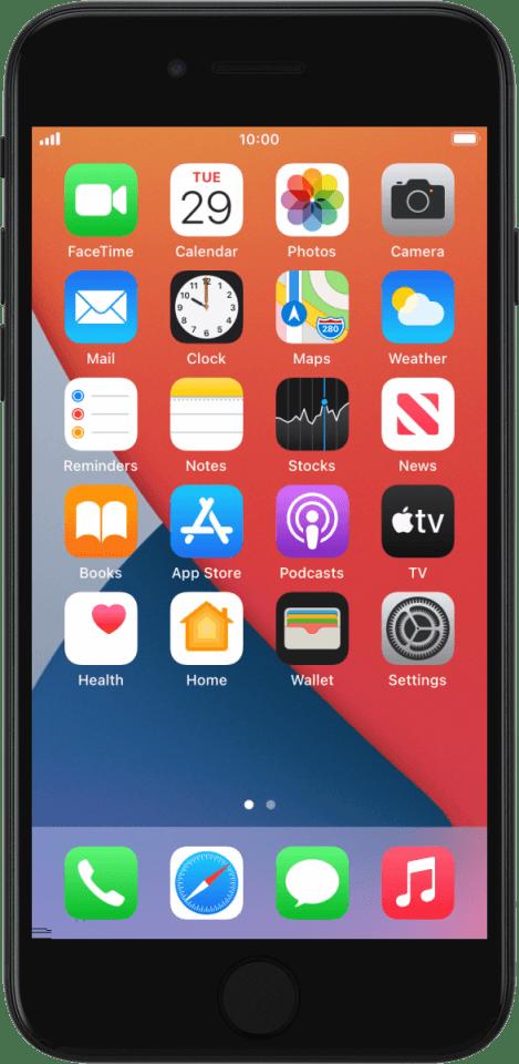 Apple iPhone SE (2020) - Activate eSIM   Vodafone UK