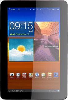 Samsung Galaxy Tab 10 1 GT-P7500 - Transfer files from computer to