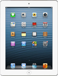 Apple iPad 4 (iOS6)