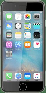 Apple iPhone 6s iOS 9