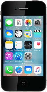 Apple iPhone 4S (iOS9)