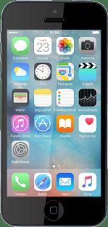 Apple iPhone 5 iOS 9