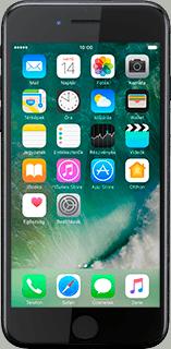 Apple iPhone 7 iOS 10
