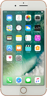 Apple iPhone 7 Plus iOS 10
