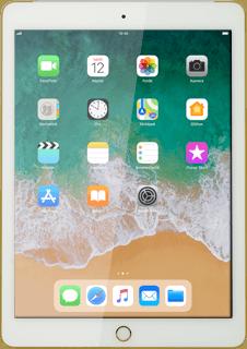 Apple iPad Air 2 iOS 11