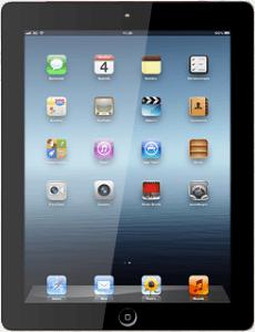 Apple iPad 3 (iOS6)
