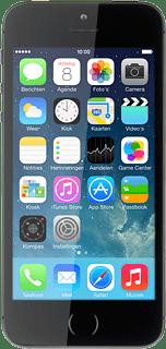 Apple iPhone 5s (iOS7)