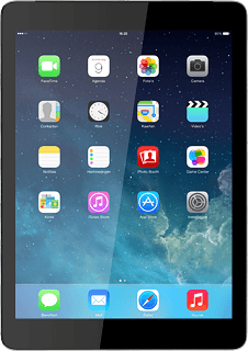Apple iPad Air (iOS7)