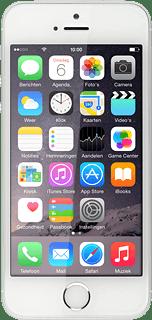 Apple iPhone 5s (iOS8)