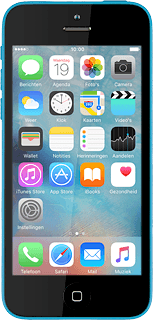Apple iPhone 5c (iOS9)