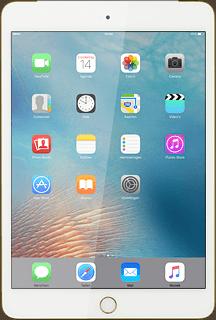 Apple iPad mini 3 (iOS8)