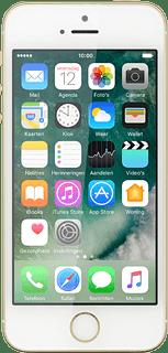 Apple iPhone SE (iOS10)