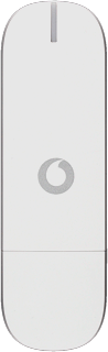 Vodafone Ultra low stick K3771 / Windows Vista