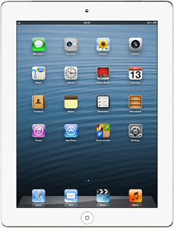 Apple iPad with Retina display iOS 6