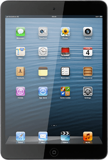 Apple iPad mini iOS 6