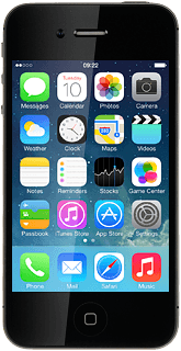 Apple iPhone 4S iOS 7
