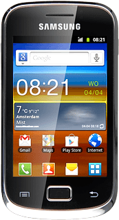 Samsung Galaxy Mini 2