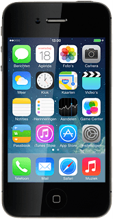 Apple iPhone 4S (iOS7)
