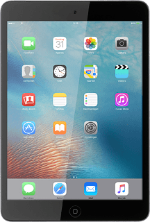 Apple iPad mini (iOS9)