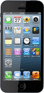 Apple iPhone 5 iOS 6