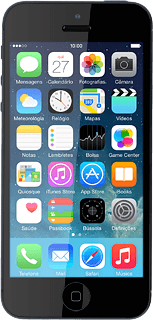 Apple iPhone 5 iOS 8