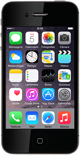 Apple iPhone 4S iOS 8