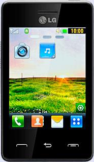 LG T385 Wifi