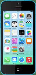 Apple iPhone 5c (iOS8)