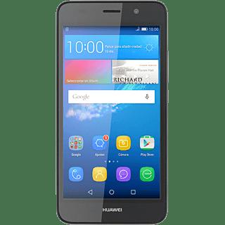 Huawei Y6 - Activa o desactiva el uso del código de