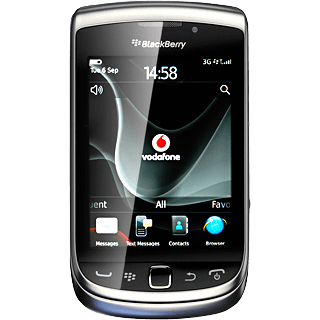 BlackBerry Torch 9810 - Copy contacts between your SIM and